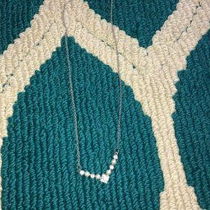 COPY - Pretty silver necklace